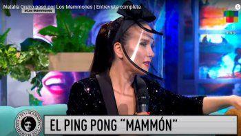 Natalia Oreiro, y su gran elogio a Las Grutas en el programa televisivo de alcance nacional.