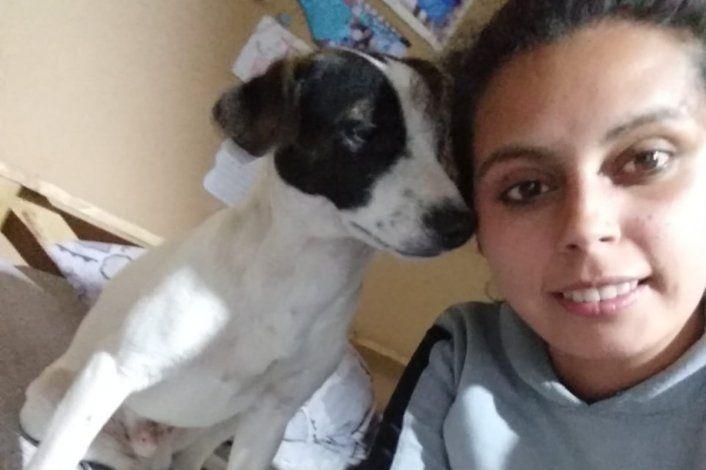 Mataron a su perro con el auto y la amenazaron