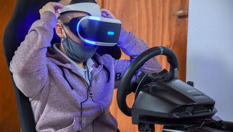 La realidad virtual, una alternativa de entretenimiento en pandemia