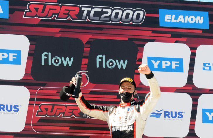 Matías Rossi señaló que tener un buen pique inicial fue importante para poder lograr la victoria en la final del Súper TC2000.