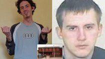 el peor pedofilo britanico murio violado y asfixiado