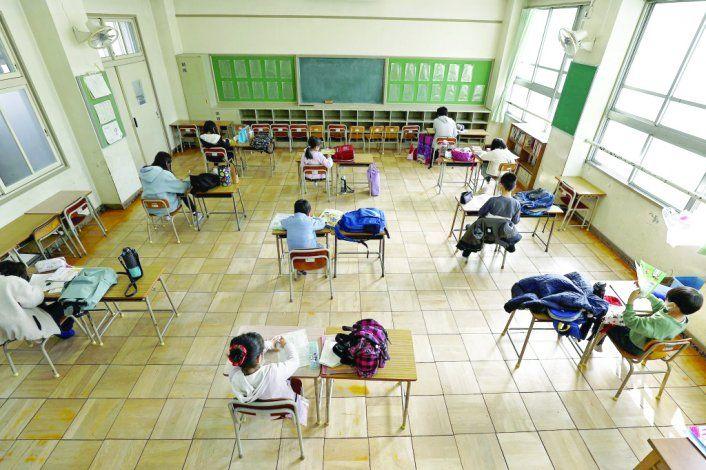 Nicolás Trotta igual aclaró que la vuelta de las clases presenciales en todo el país es una decisión epidemiológica.