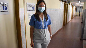 su trabajo en el hospital la llevo a defender el aborto legal