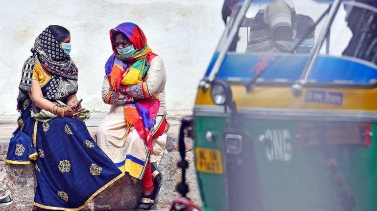 India batió su récord mundial de contagios: 83.883 en un día