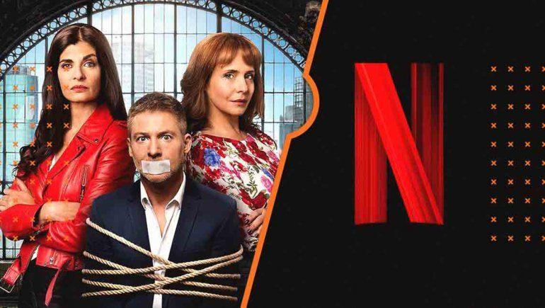 Adrian Suar debuta en Netflix con el Corazón loco