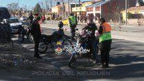 megaoperativo para combatir a los motochorros en el oeste