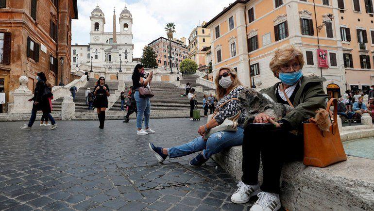 Rebrote en Italia: ya hablan de un problema grave