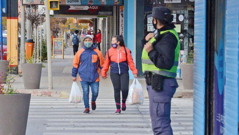 Los detalles de las restricciones vigentes desde hoy en Neuquén