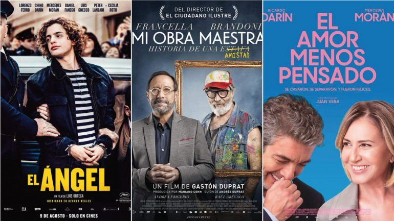 El cine argentino a mitad de precio por un mes