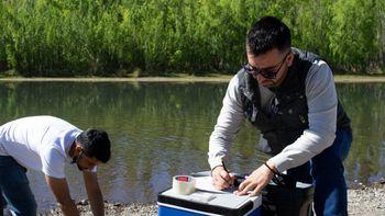 Comenzaron a estudiar la calidad del agua en los balnearios