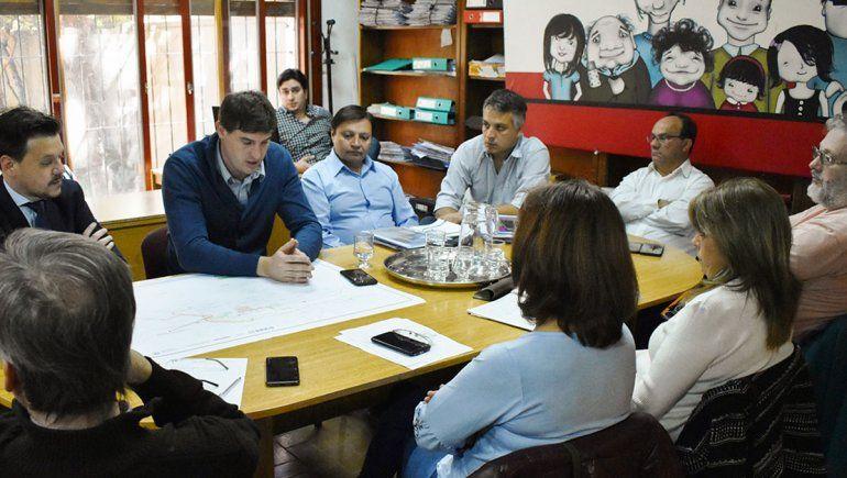 Prometieron medidas por derrames cloacales en Huiliches