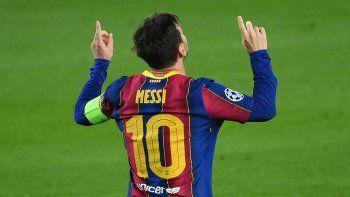 Aseguran que Leo Messi firmará con Barcelona hasta el 2023