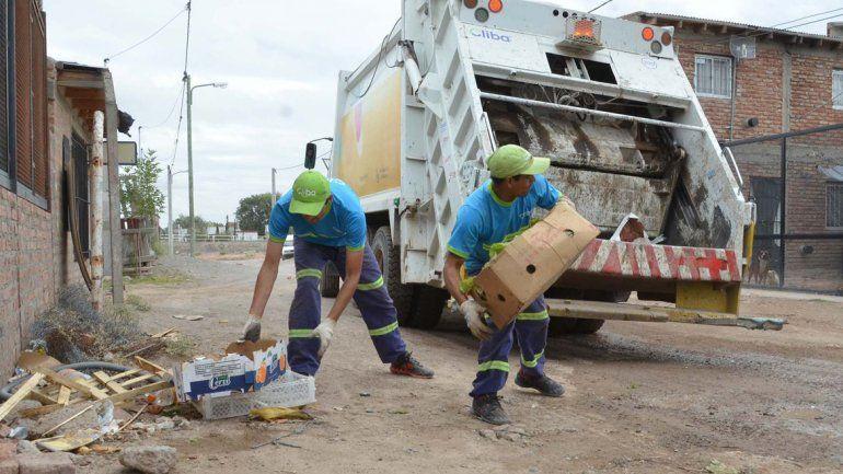 La ampliación del servicio de recolección beneficiará a 400 familias.