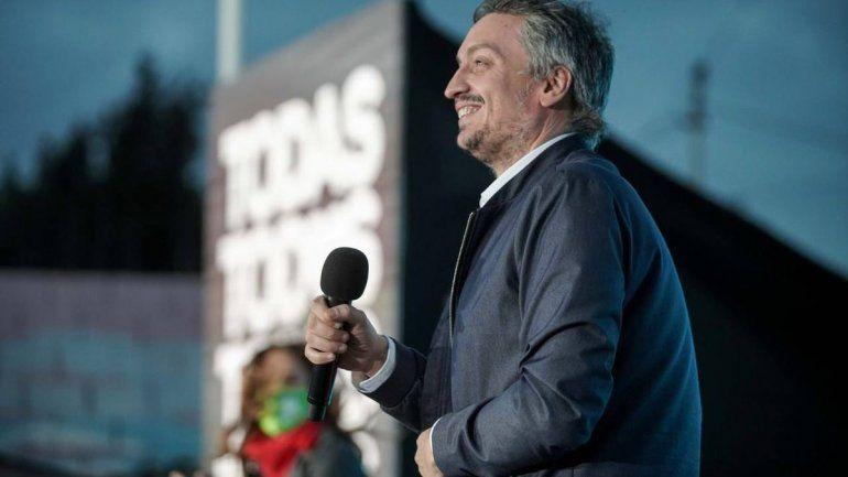 Máximo Kirchner busca bajar el tono de la interna
