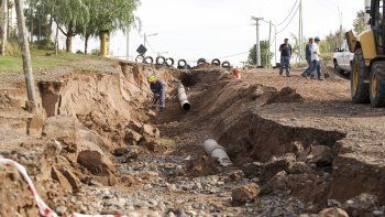 En fotos: así quedó Neuquén el día después de la tormenta