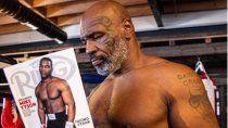 esta noche pelea tyson: hora, tv y la fortuna que cobra por volver a los 54 anos