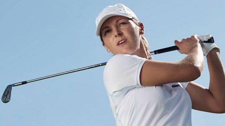 Magdalena Simmermacher será la única representante argentina en el golf de Tokio 2020.