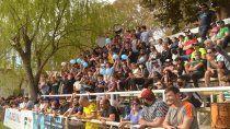 Socios e hinchas disfrutaron el sábado de la victoria ante Mendoza por el Cuyano de rugby.