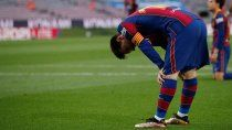 El contrato de Messi tiene a los hinchas en vilo