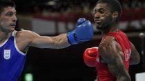 robo olimpico: arregui tiro a su rival pero igual le dieron perdida la pelea