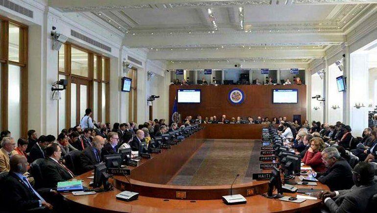 La OEA denunció violaciones a los DD.HH. en Cuba