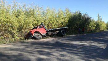 otro camion perdio el cargamento de peras