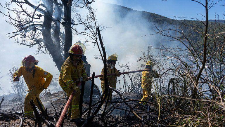 Incendio en San Martín: la hipótesis intencional que investiga la Justicia
