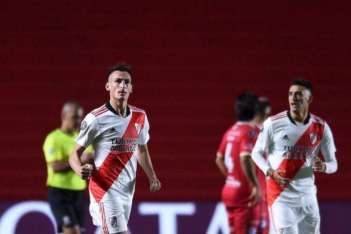 River eliminó a Argentinos y enfrentará a Atlético Mineiro