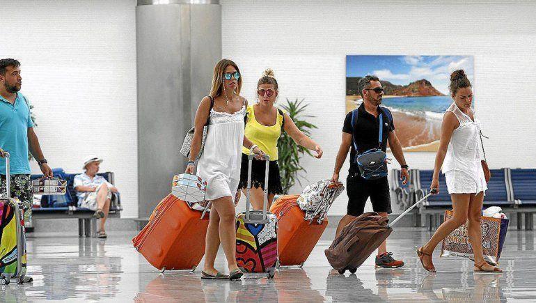 Turismo a España: en julio