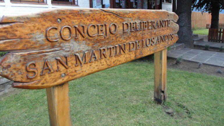 San Martín: el Concejo trata un aumento del colectivo