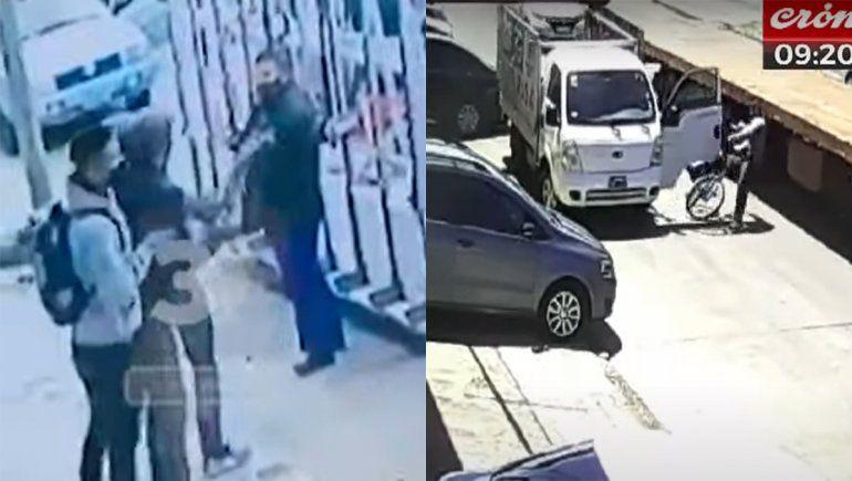 ¿Venganza o casualidad?: un delincuente asaltó al hombre que mató a su padre