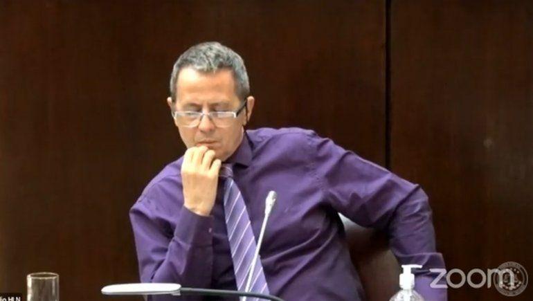 Desde este viernes el fiscal jefe Terán cumplirá su suspensión