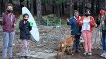 el ultimo pueblo del norte neuquino ya tiene internet