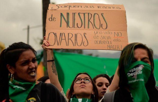 Ecuador despenalizó el aborto por violación
