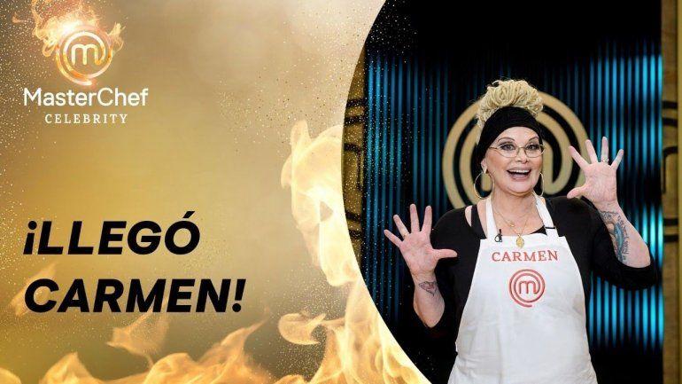 El debut de Carmen en MasterChef emocionó a todos