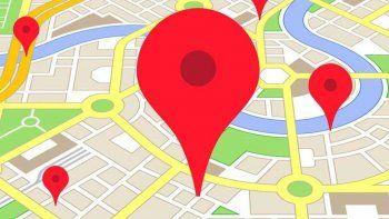 Google Maps es un producto de Google que tiene sus curiosidades