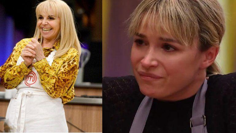 Sofi Pachano fue eliminada y en las redes denunciaron fraude a favor de Claudia