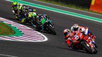 Santiago del Estero seguiría tres años más con el MotoGP
