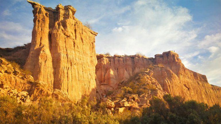 La Cueva del León es uno de los atractivos que se puede recorrer