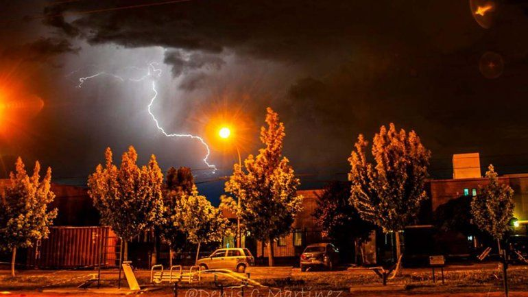 Pronóstico: alerta meteorológica por posibles tormentas eléctricas