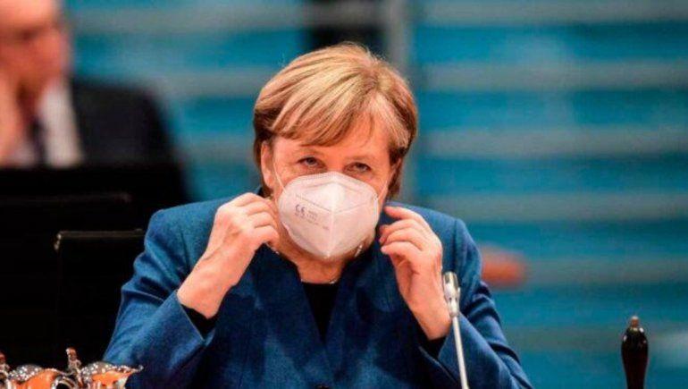 Alemania, cerrada hasta que el 70% esté inmunizado