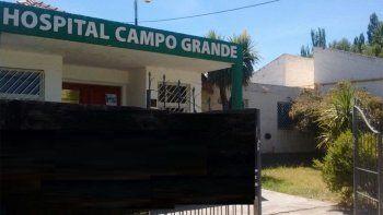 atacan a balazos a un medico en el hospital de campo grande