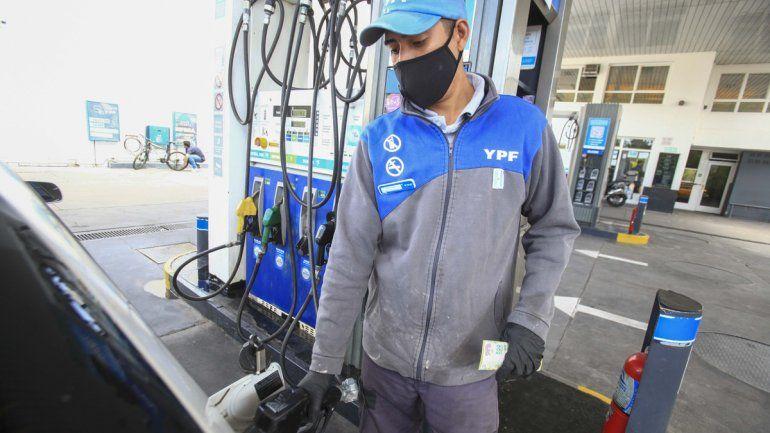 YPF aumentó sus combustibles un 7% en todo el país