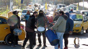 Taxistas y remiseros se unen contra Uber