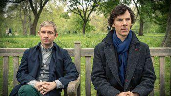 Netflix: la salida de Sherlock del catálogo generó cientos de reacciones y memes