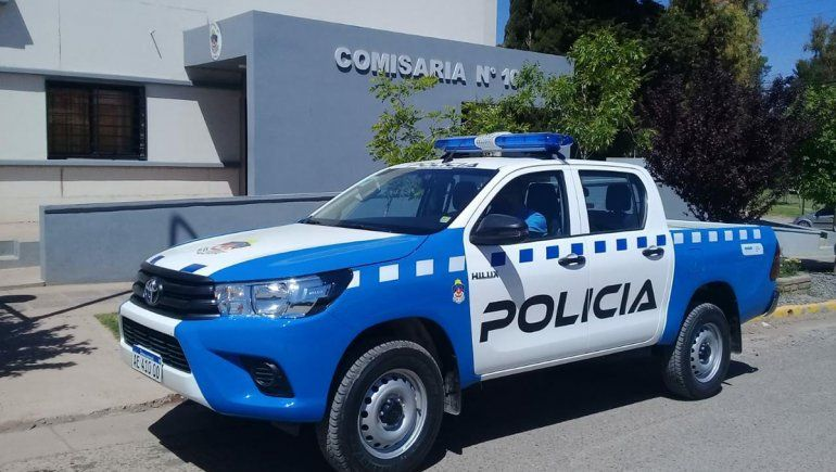 Añelo: le robaron el arma al jefe de la Comisaría 20