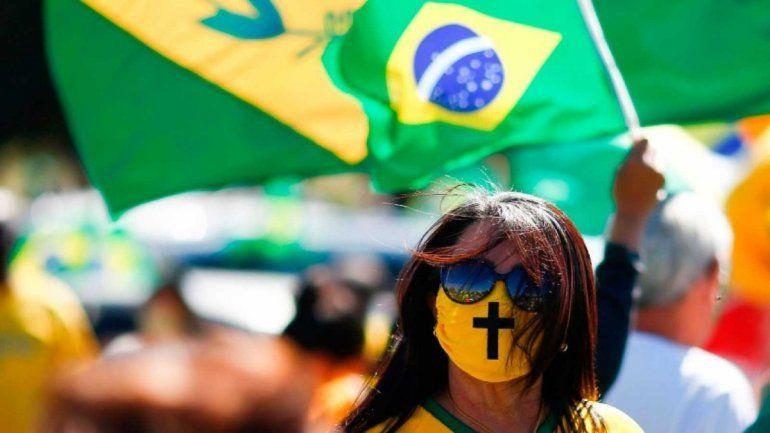 Covid-19: la falta de oxígeno genera terror en Brasil