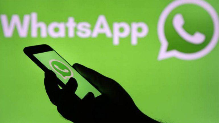 WhatsApp prohibirá el envió de mensajes a usuarios que rechacen las nuevas condiciones