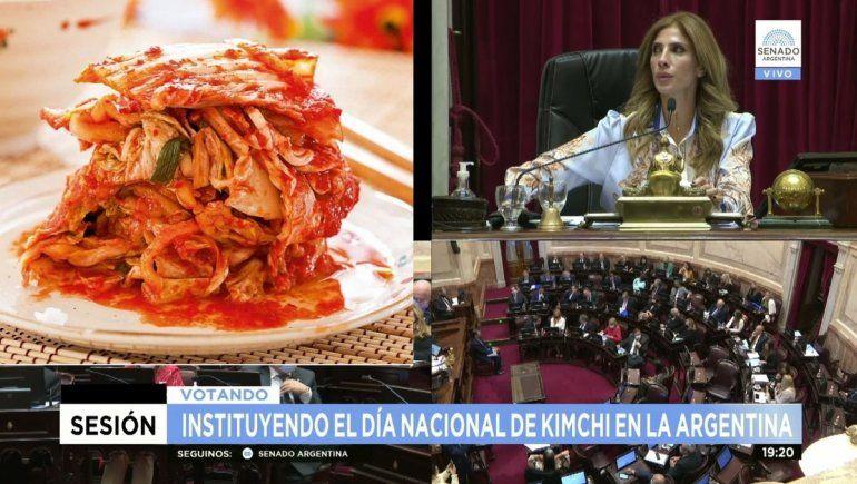 Kimchi: El polémico proyecto que aprobó el Senado en pleno furor de El Juego del Calamar