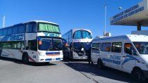 habilitaron el transporte de turismo, pero no para egresados ni jubilados